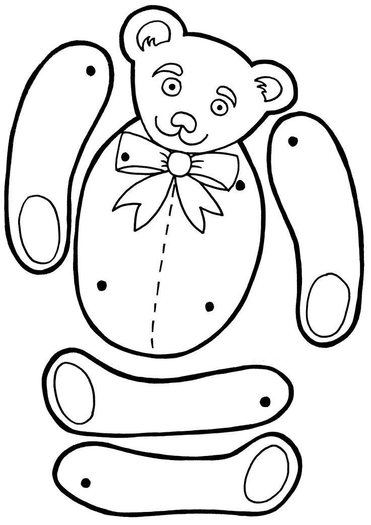coloring pages of puppets - photo#22
