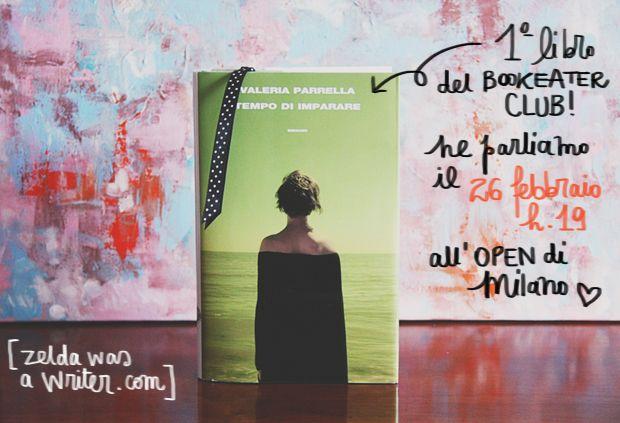 Tempo di imparare, BookeaterClub - febbraio 2014 | Zelda was a writer
