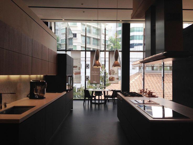 #GrandCuisine Kitchen at #Singapore showroom