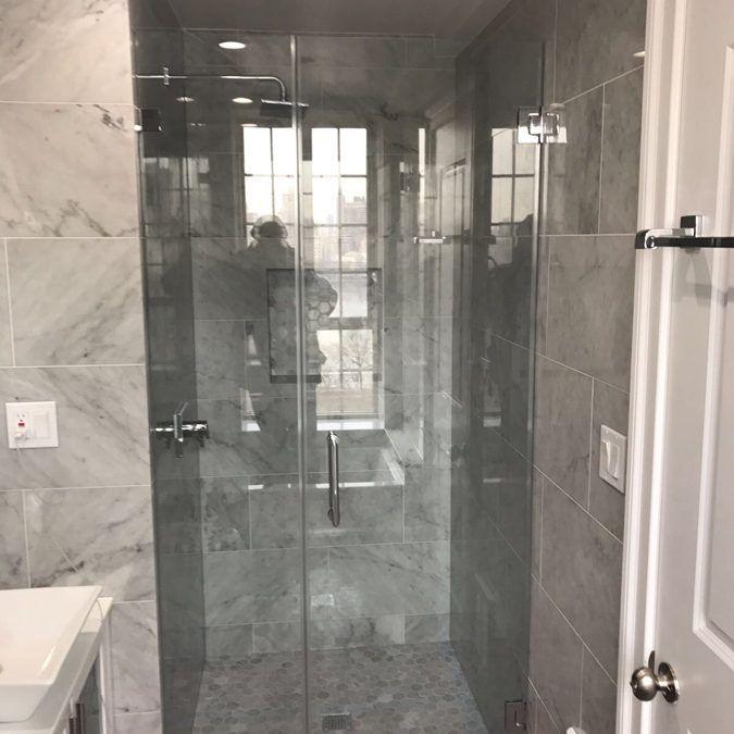 Shower Enclosures Types Frameless Semi Frameless And Framed