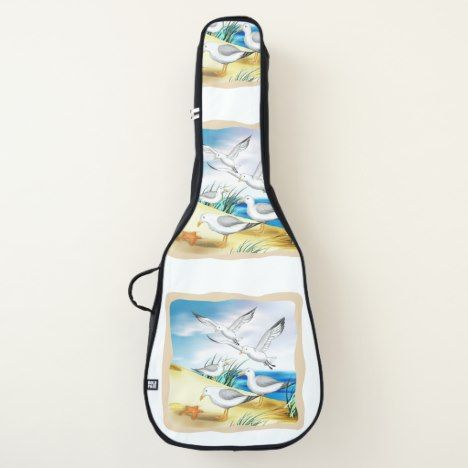 Seagulls Guitar Case