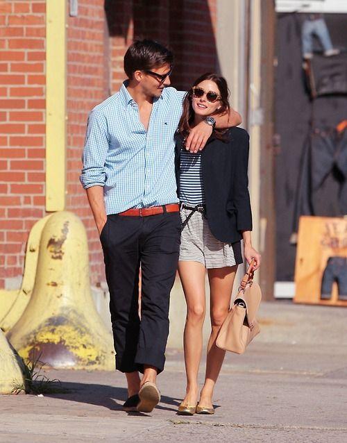 Stylish Couple - Olivia Palermo & Johannes Huebl