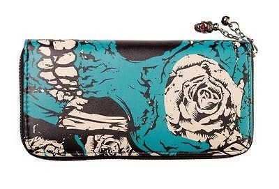 I lost my purse in Cowgate, Edinburgh on 9th November. I have rang everywhere and it hasn'tturned up so this is my last hope! It's blue, black and white with a skull design and a skull on the zip. My cards and everything been cancelled but I would love to get the purse itself back.Read More