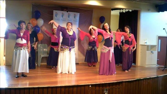 Join Charni for belly dance lessons beginners through to advanced in Endeavour Hills Melbourne