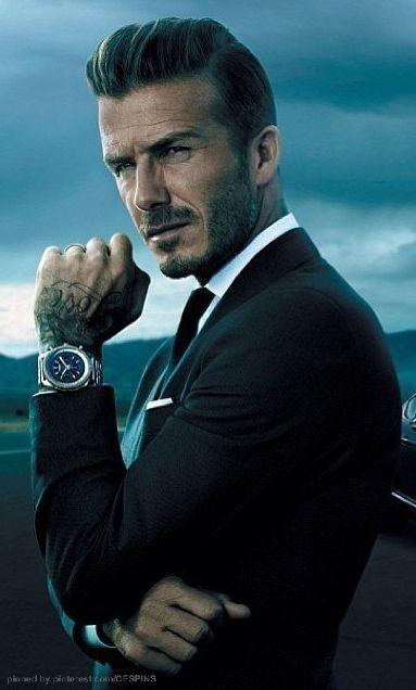 DB...Classic Handsome Man