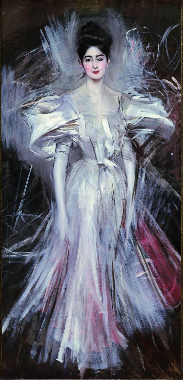 Эрмитаж открывает выставку «Джованни Больдини. Художник Belle Époque»