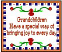 Poems and Quotes about grandparents and grandchildren.