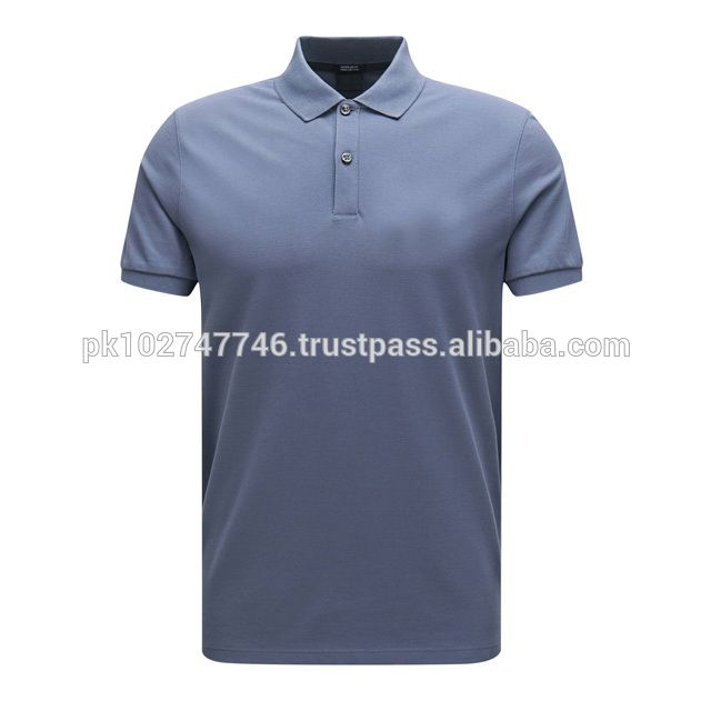 Top quality latest shirt design for men custom t shirt printing wholesale polo shirt