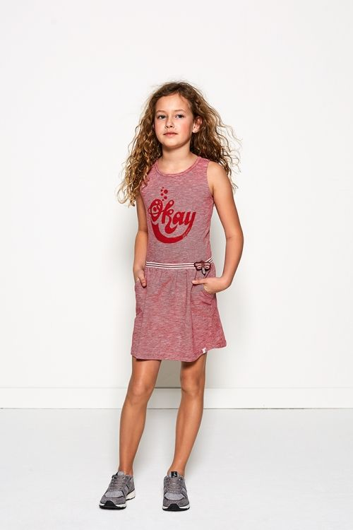 No Doubt. Just Dots! - Girls | Dress | Stripes | Red | New Collection | Photography | Inspired