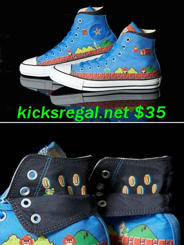 converse sneakers outlet jo4o  Blue Converse  Don't usually find the high tops so nice,