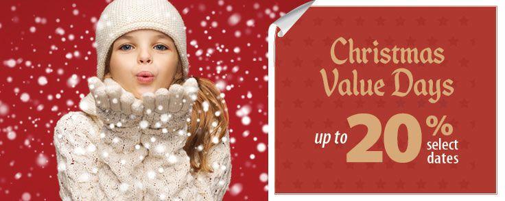 Washington D.C. Christmas Vacation Packages | Gaylord National Harbor Resort