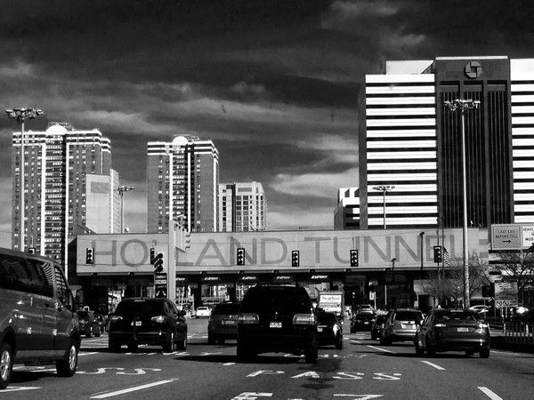 New York, Holland Tunnel, USA 2016
