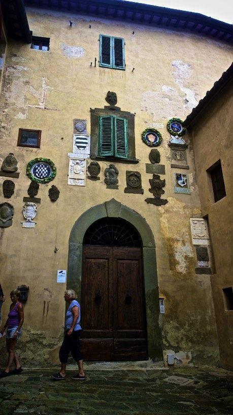 Brunelleschi's Castle, Vicopisano, Tuscany http://toscanaontheroad.com/?p=326