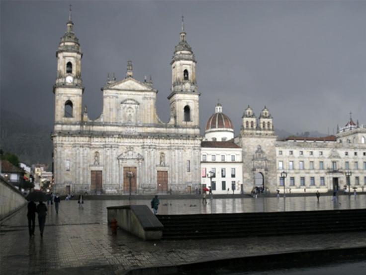 Colombia - Bella Bogotá, Distrito Capital.