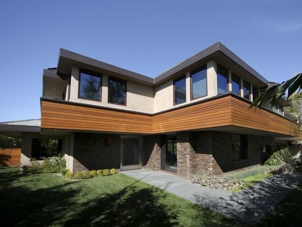 Million Dollar Rooms: Zen Sanctuary in Beverly Hills.: Wood Side, Man Cave, Wood Siding, Beverly Hill
