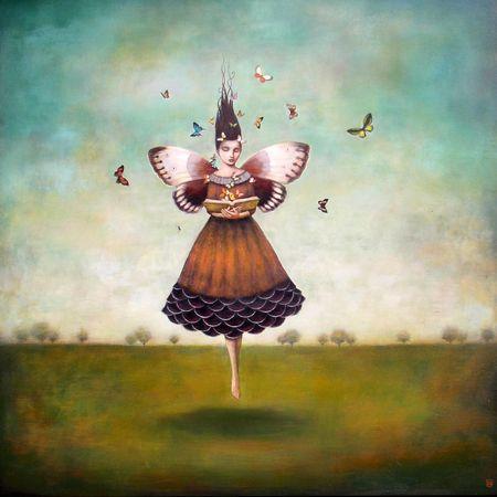 Metamorphosis Of A Metaphor II #paint #acrylic #art