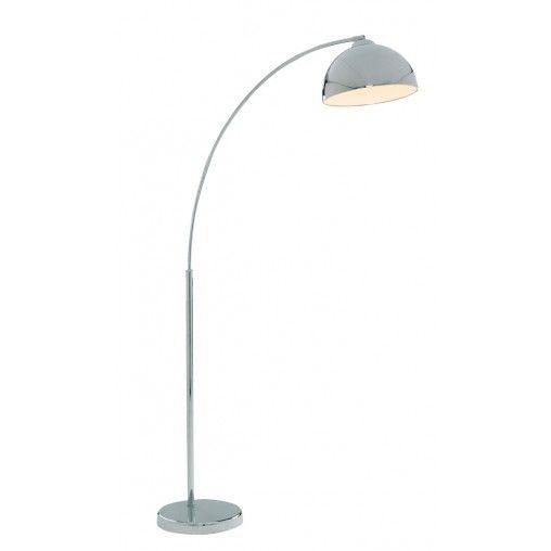 Arcs floor lamp chrome