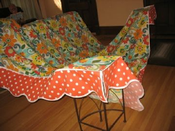 Vintage Trailer Awnings - The Montana Awning Lady, a shade more fun!
