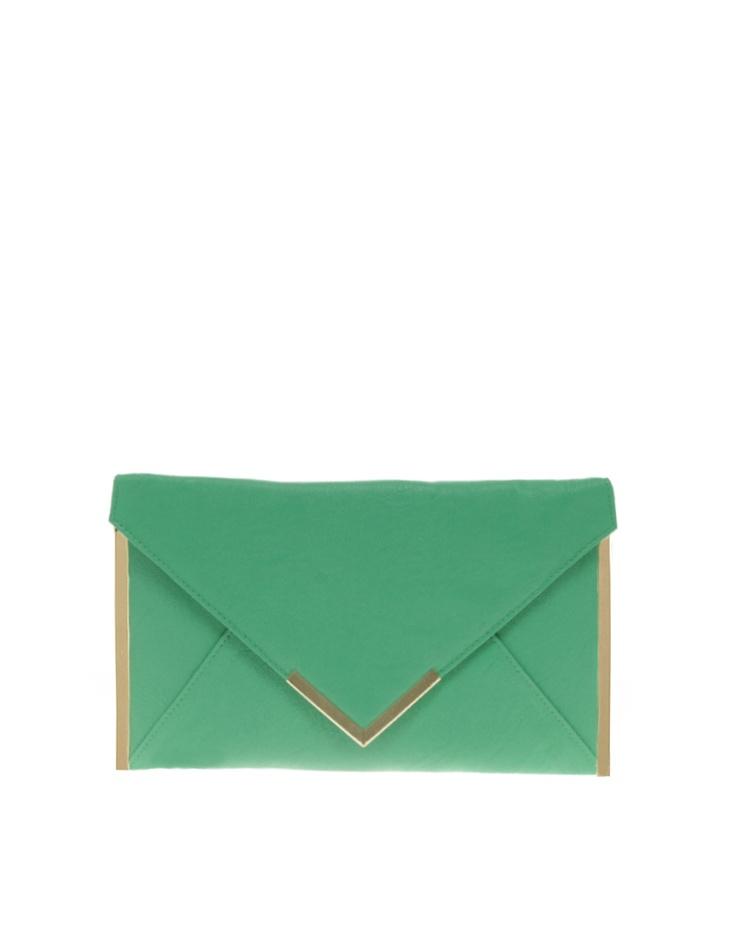 Envelope Clutch / ASOS