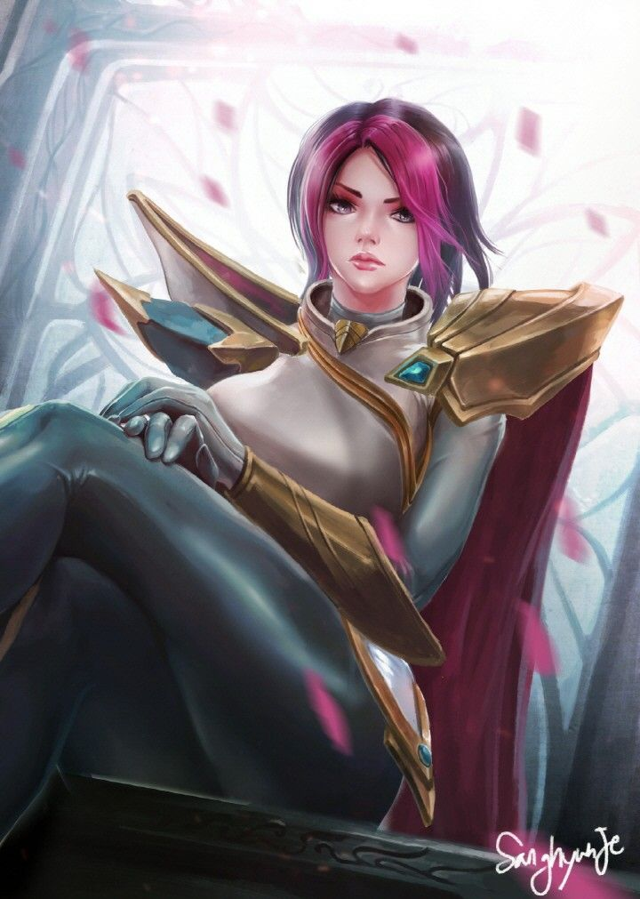 fiora from league of legends