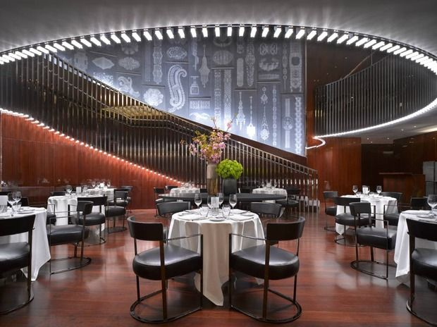 Bulgari Hotels London - Silver-tipped masculinity outlines the Italian luxury brands London outpost