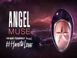Image result for angel muse perfume Mugler