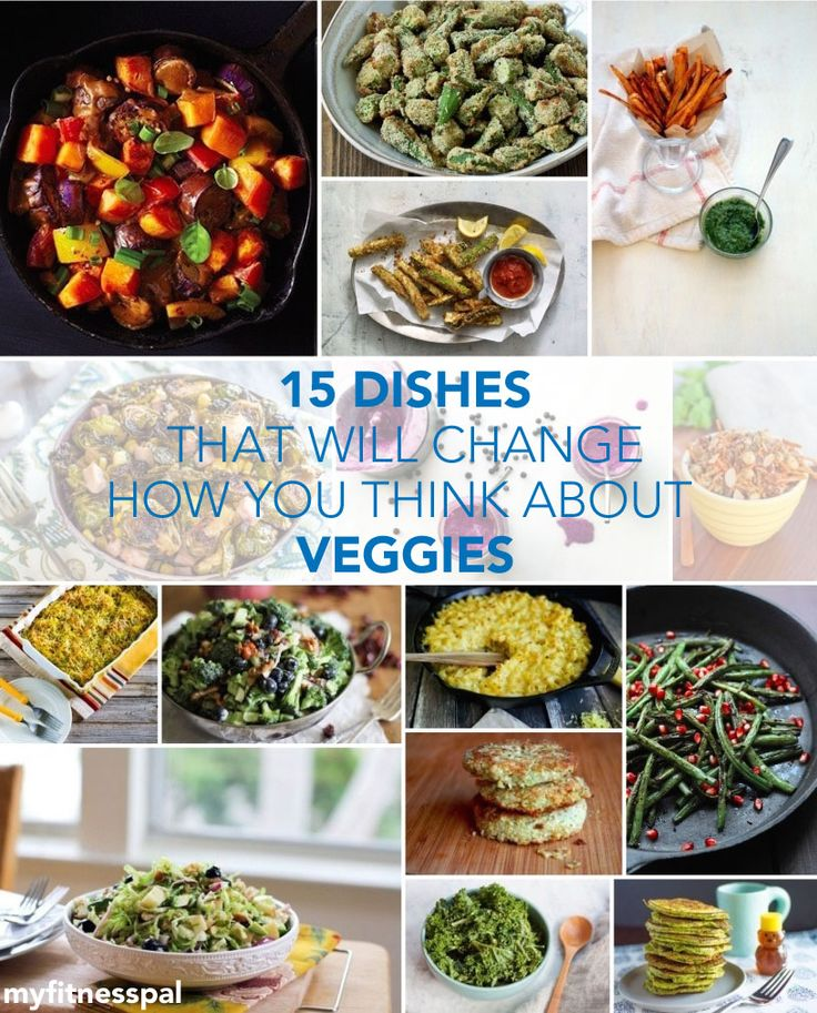 A delicious collection of 15 veggie-heavy recipes to help you get beyond boiled and steamed vegetables this year!