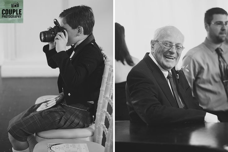 all ages enjoy a wedding celebration. Real Wedding by Couple Photography