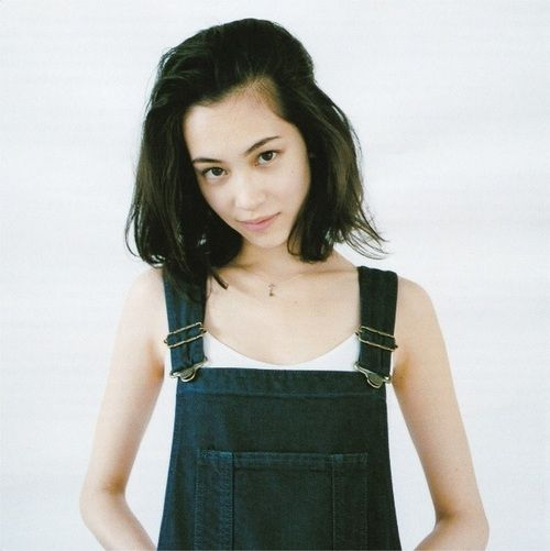 kiko mizuhara is arguably the prettiest and the coolest Japanese model out there