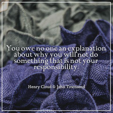 Henry Cloud & John Townsend
