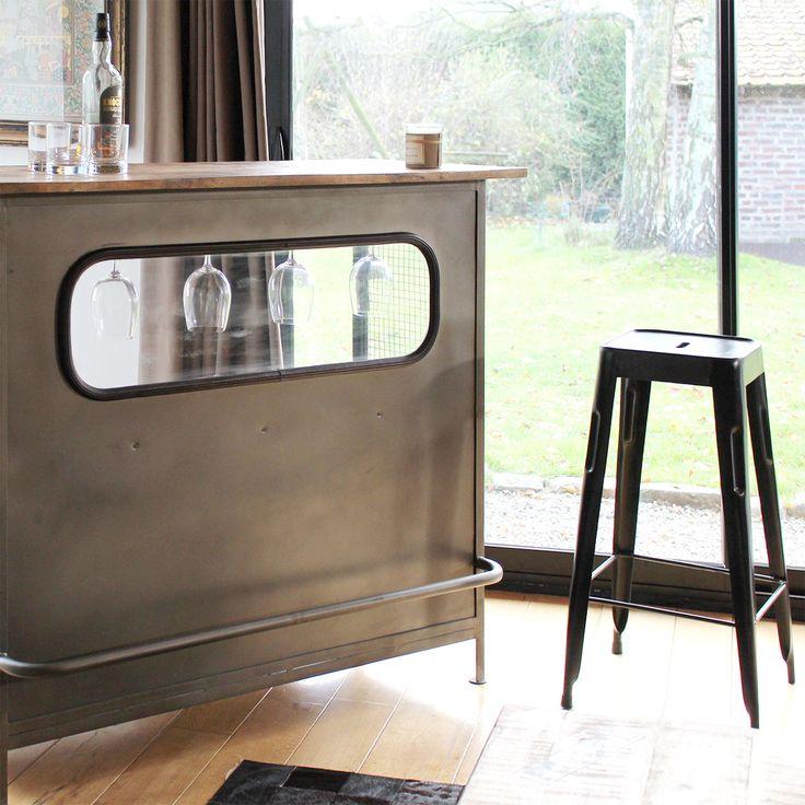 36 best Tabourets de bar - Made in Meubles images on Pinterest Bar