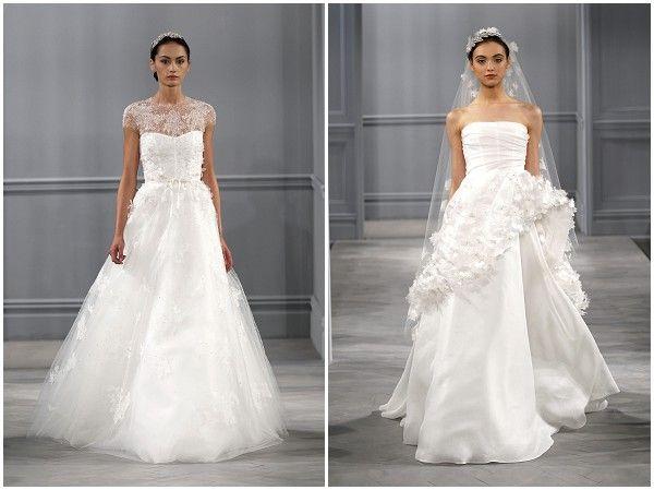 Wedding Dresses  France : Monique lhuillier spring bridal collection