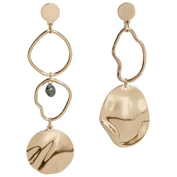 Red Valentino stay free shaped earrings - Metallic 6pcFW