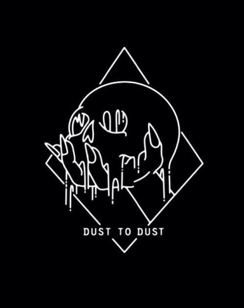 Ashes to ashes  Dust to dust  When you're on your own, who do you trust?
