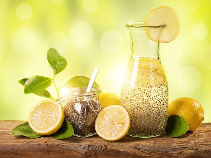 Le chia fresca, une boisson énergisante naturelle à faire soi-même
