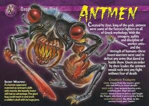 antmen mythical beasts - Bing Images