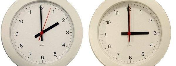 15 de octubre de 2012: A una semana del cambio de hora surge una propuesta: los expertos piden no cambiar la hora en marzo para igualar nuestro horario con portugueses y británicos, aseguran que esto mejoraría la conciliación y la productividad en el trabajo.