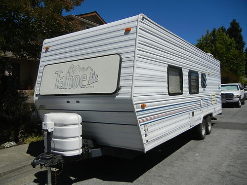 1997 TAHOE BY THOR 24RB 24' TRAVEL TRAILER   Make Mine To ...