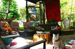 Fat Cat hippy hostel, Auckland