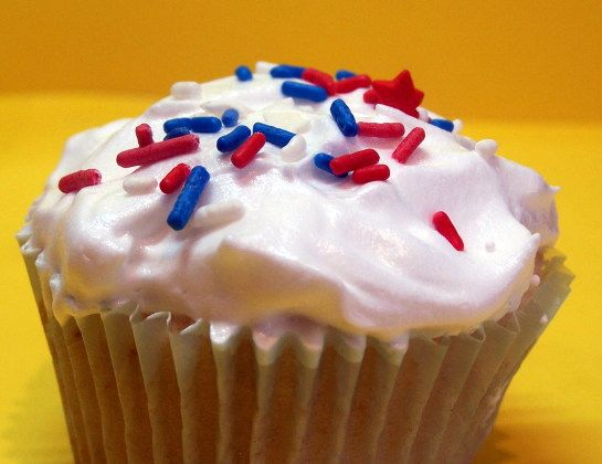 Make and share this Fluffy White Frosting recipe from Food.com.