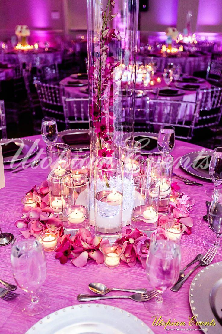 #UtopianEvents #AtlantaWeddingReception #ReceptionDecor  #ReceptionCenterpieces #WeddingCenterpieces #TallCenterpieces Tall Wedding  Centerpieces Atlanta - Best 25+ Indian Wedding Centerpieces Ideas Only On Pinterest
