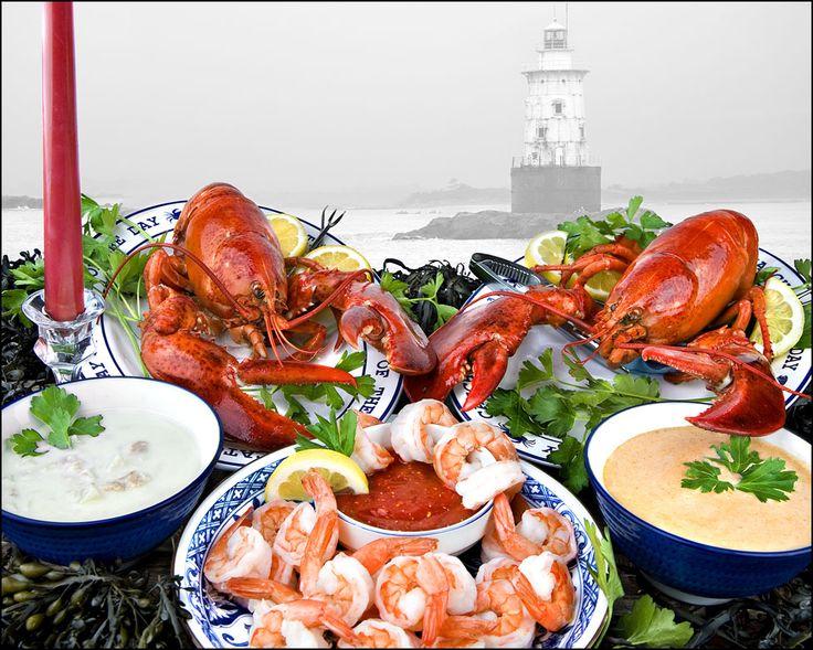 Romantic Lobster Dinners
