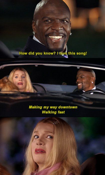 Hilarious movie.... White Chicks!!  I am thinking of my friend Amy and wondering just how many times we watched this movie. It never gets old....LOL