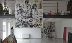 """Press Art""  www.caterinaborghi.com"