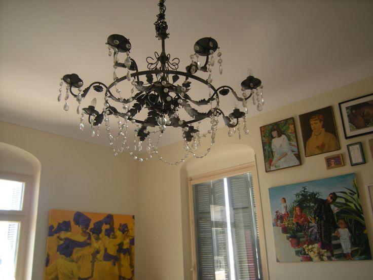 Living room -- Menton, France
