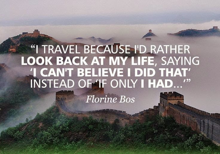 Sweet, Short & Stylish : Quotes That Will Make You Want to Travel ...