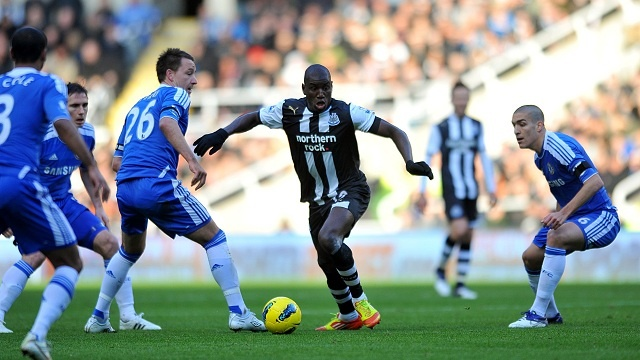 Newcastle 0 - 3 Chelsea