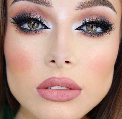 Make up for hazel eyes                                                                                                                                                     More