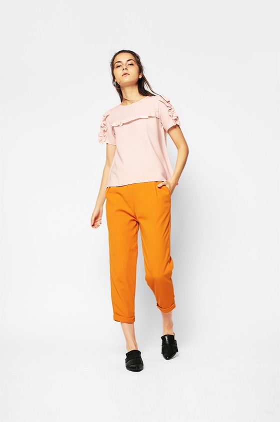 Short Sleeved Dree | COTTONINK