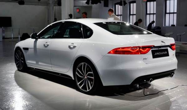 2019 Jaguar XF Price and Specification  - Privileged insights of the British extravagance car for quite a while were covered up under the ...